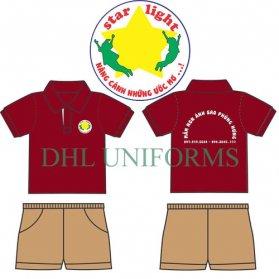 Đồng phục mầm non 2