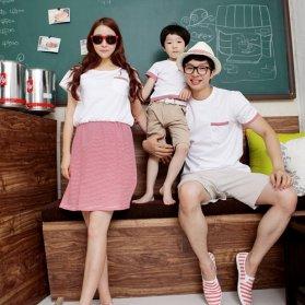 Đồng phục gia đình kiểu Hàn Quốc 2