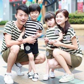 Đồng phục gia đình kiểu Hàn Quốc 1
