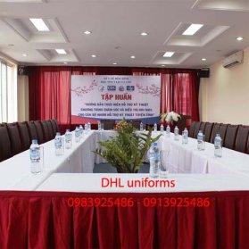 Khăn trải bàn phòng họp 1